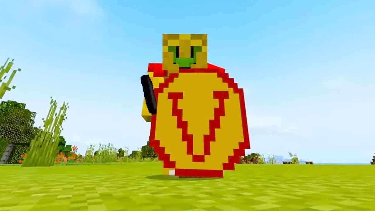 Sparta mod para Minecraft PE y BE