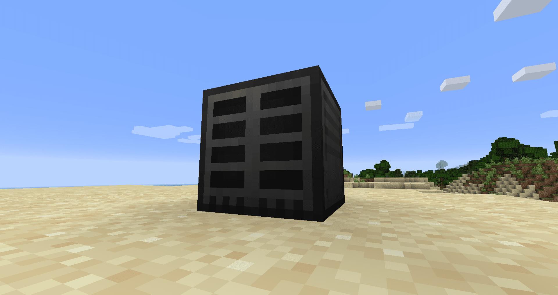 Refined Storage mod para Minecraft 1.15.2