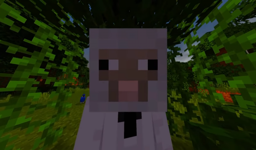 Mob Masks mod para Minecraft