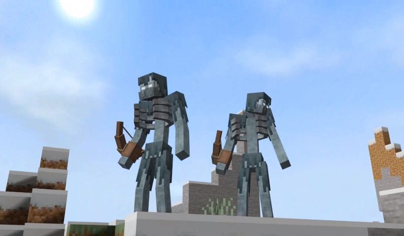 Mutant Creatures mod para Minecraft