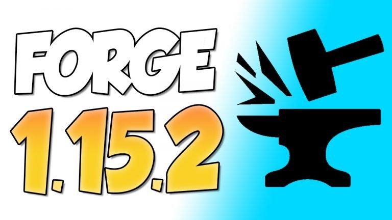 Forge 1.15.2 para Minecraft