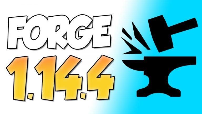 Forge 1.14.4 Para Minecraft