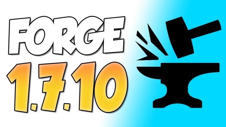 Forge 1.7.10 para Minecraft