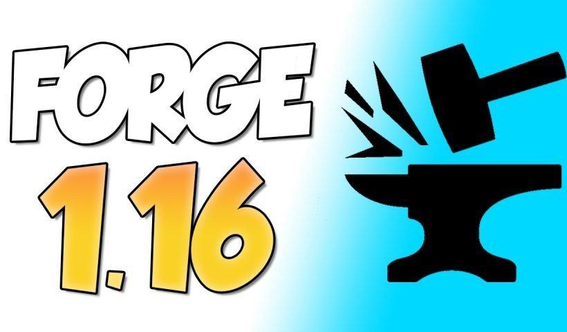 Forge 1.16 para Minecraft