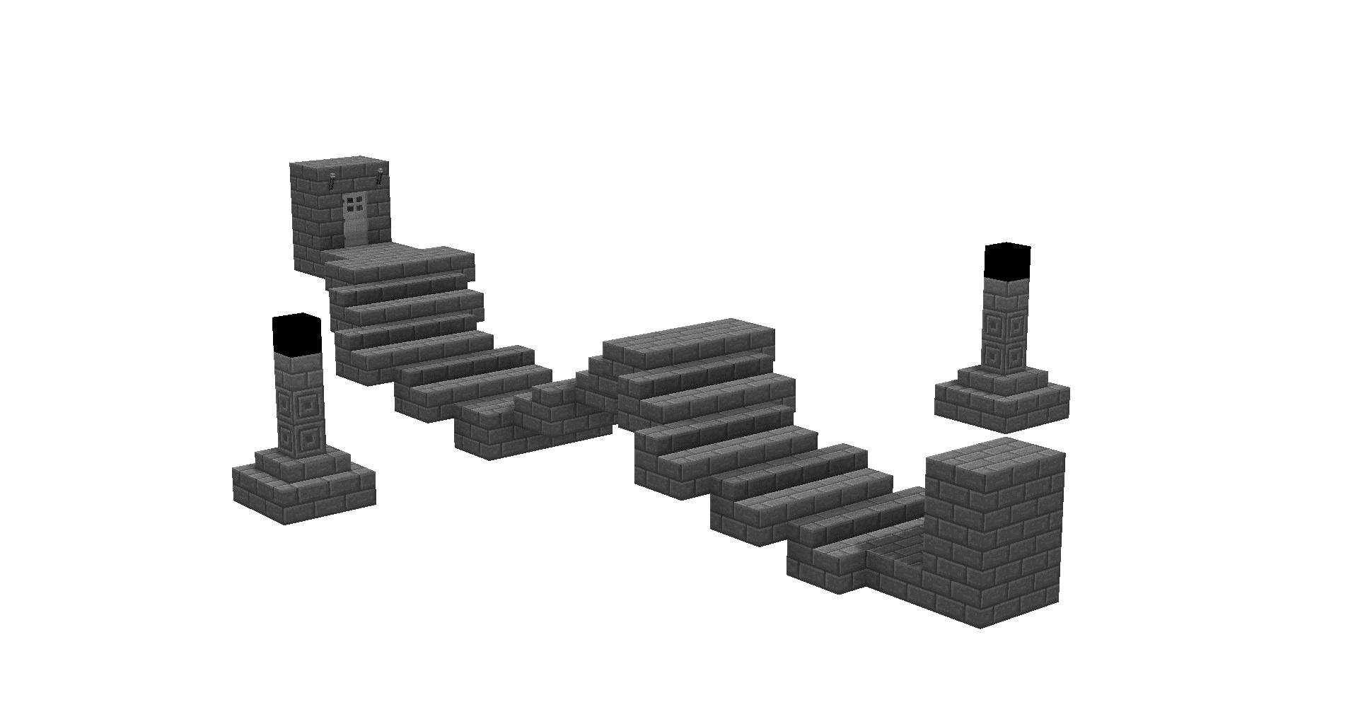 【Dimensional Doors MOD】Para Minecraft 1.12.2