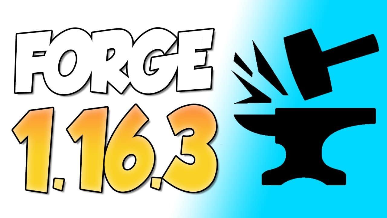 【Forge 1.16.3】para Minecraft