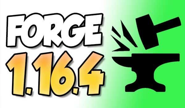 Forge-1.16.4-Descargar