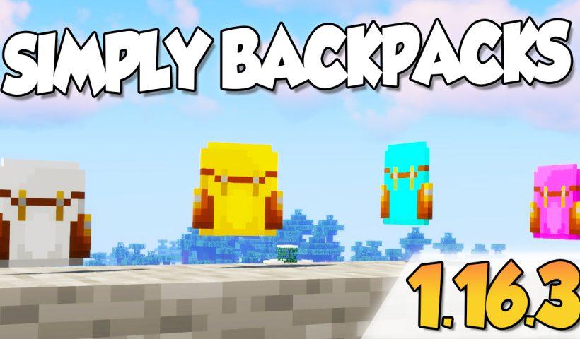 Simply Backpacks 1.16.3