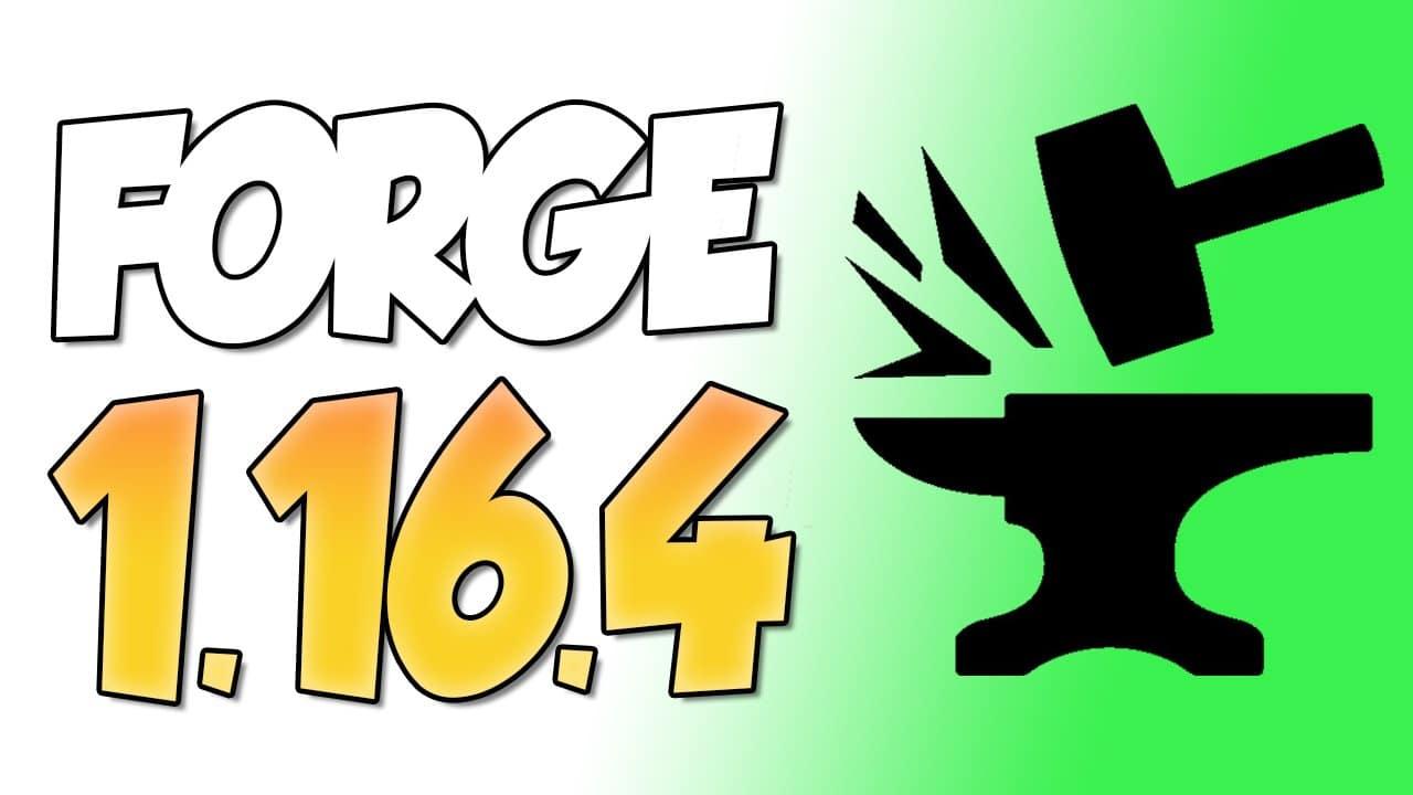 Forge 1.16.4 para Minecraft