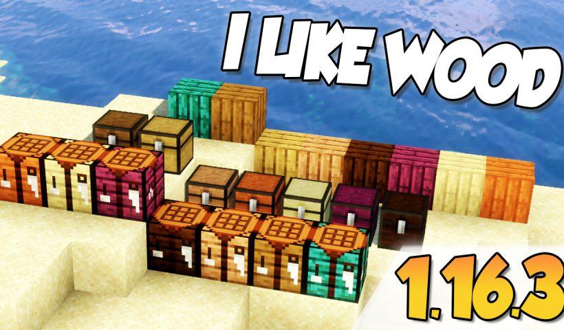 I Like Wood mod 1.16.3
