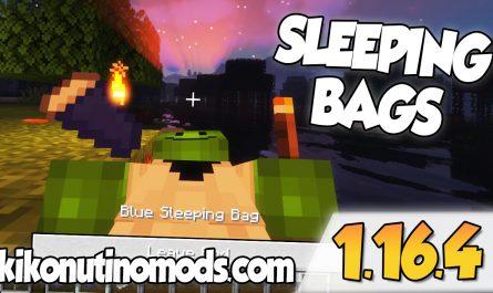 Sleeping Bags Mod 1.16.4