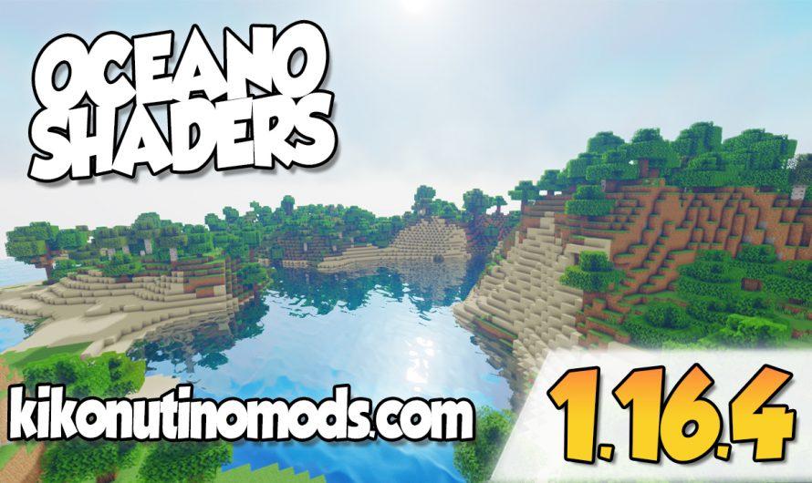 【 Oceano – Shaders 】para Minecraft 1.16.4 y 1.16.3