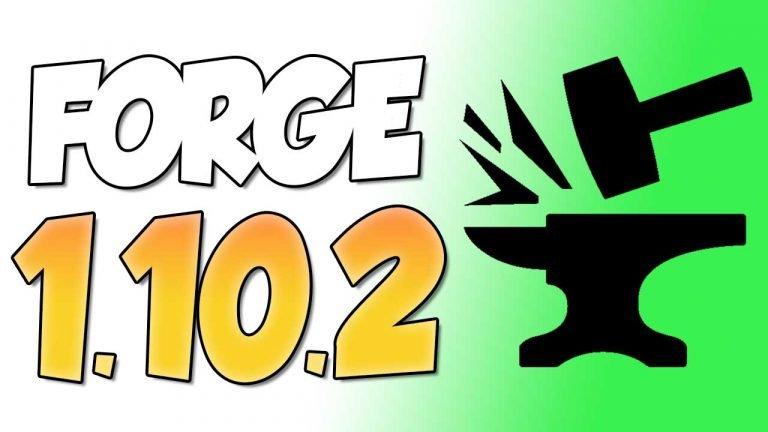 Forge 1.10.2 Minecraft