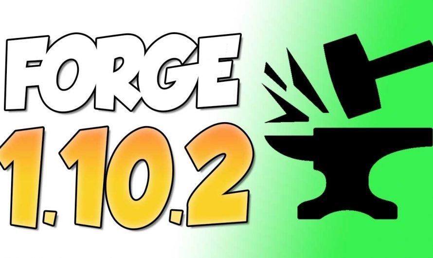 【 Forge 1.10.2 】para Minecraft