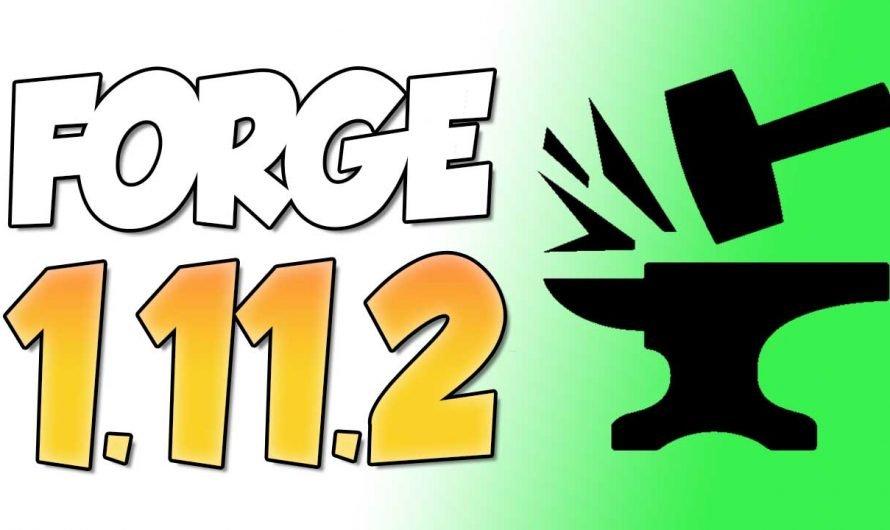 【 Forge 1.11.2 】para Minecraft