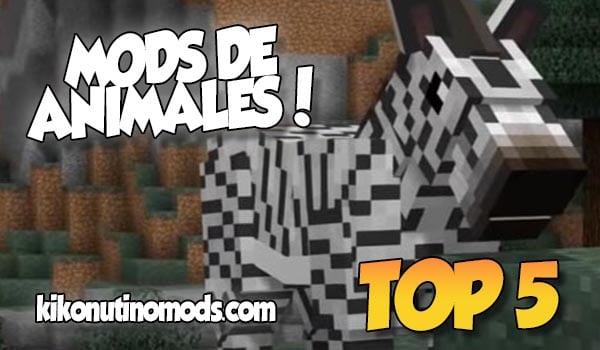 【Mods de Animales】para Minecraft 1.16.4, 1.15.2 y 1.12.2
