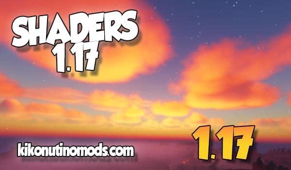 Shaders Minecraft 1.17
