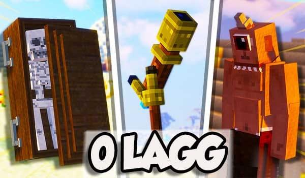 【Modpack SIN LAG #3】para Minecraft 1.12.2