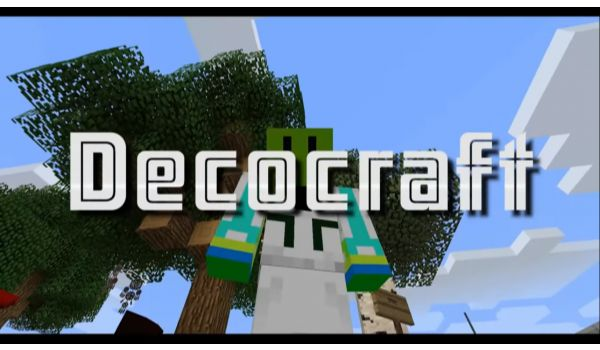 Decocraft-Minecraft-Descargar