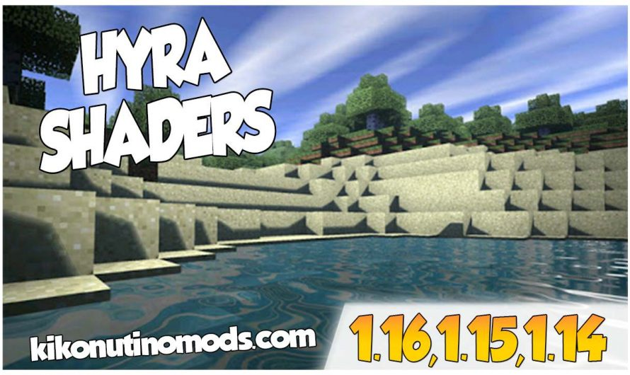【 HYRA – Shaders 】para Minecraft PE y BE 1.16, 1.15 y 1.14