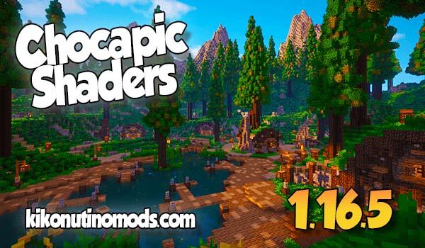 Chocapic Shaders para Minecraft 1.16.5