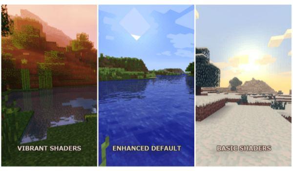 Sildurs Shaders Minecraft 1.16.5