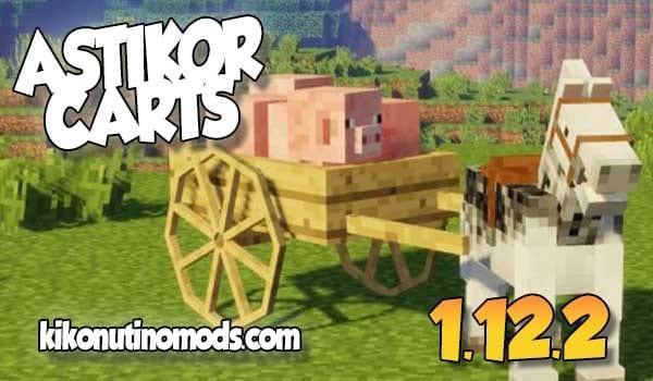 AstikorCarts-Mod-Para-Minecraft