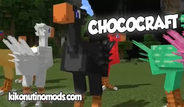 Chococraft Mod Minecraft