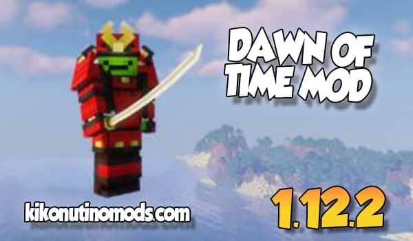 Dawn Of Time MOD para Minecraft 1.12.2