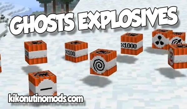 GhostsExplosives Mod