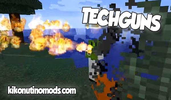 TechgunsMod