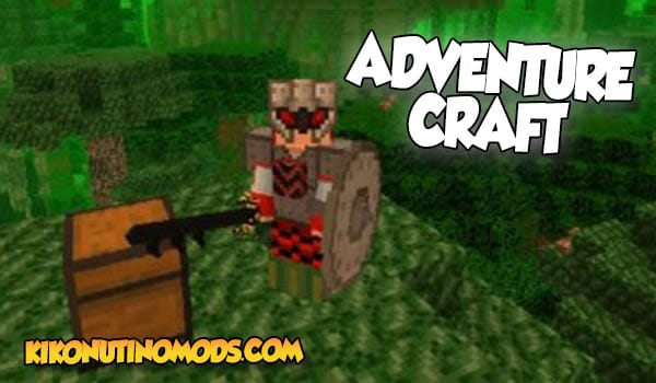 Adventure Craft Modpack Sin Lag