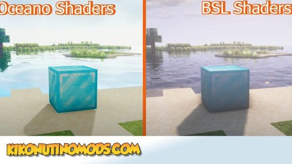 Oceano-Shaders-Comparacion