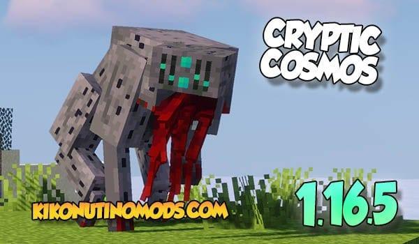 Cryptic Cosmos Mod Minecraft
