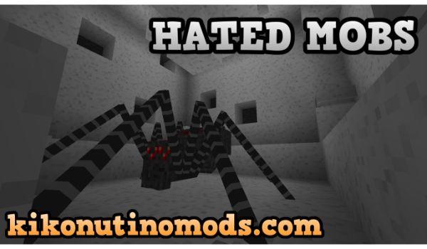Hated-Mobs-minecraft-1-12-2-descargar-gratis-en-español