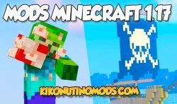 Gran Recopilación De buenos mods para Minecraft 1.17