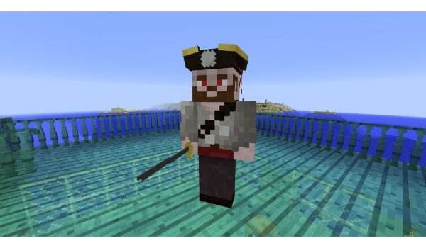 Pirates Enemigo Pirata
