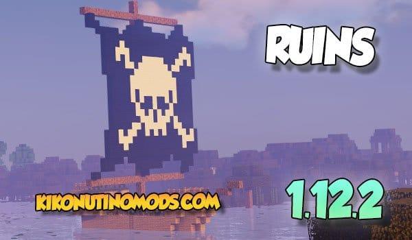 Ruins Mod Minecraft 1.12.2