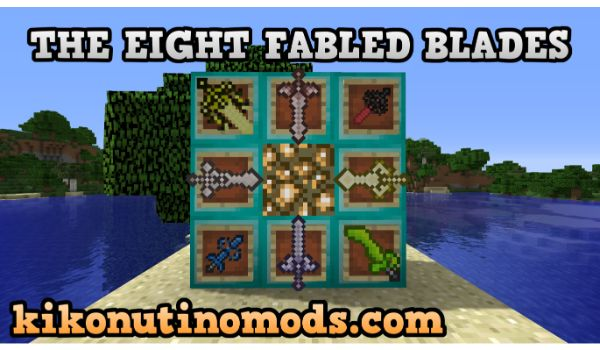 The-Eight-Fabled-Blades-mod-para-minecraft-1-12-2