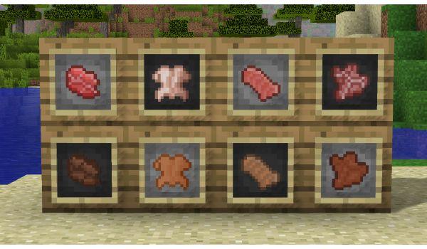 Food-Expansion-mod-1-12-2-carne-de-animales-de-minecraft