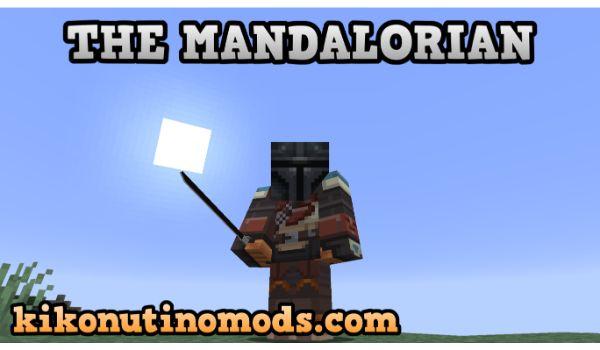 The-Mandalorian-minecraft-mod-1-16-5-descargar-gratis-en-español