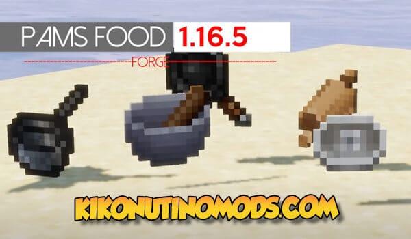 Pams HarvestCraft Food 2