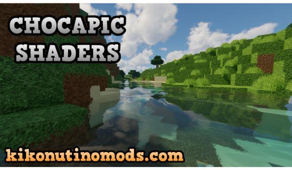 Chocapic-Shaders-para-minecraft-1-17-1-descargar-gratis-en-español