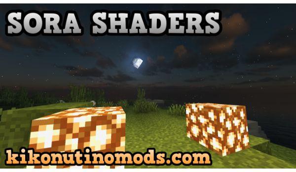 Sora-shaders-para-minecraft-1-17-1-descargar-gratis-en-español