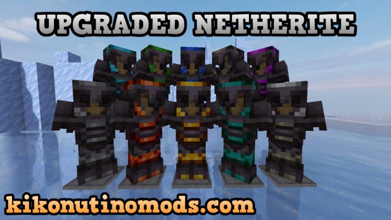 Upgraded-netherite-mod-para-minecraft-1-16-5-descargar-gratis-en-español