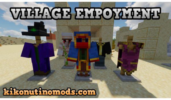 Village-Employment-mod-para-minecraft-1-16-5-descargar-gratis-en-español