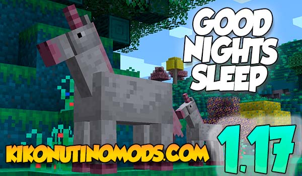 Good Nights Sleep Mod 1.17.1
